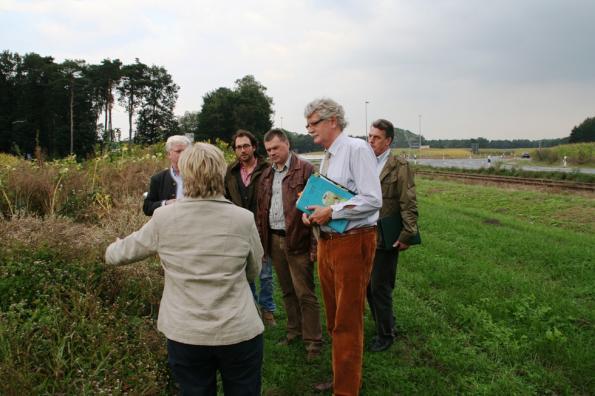 Besuch von Hans-Michael Goldmann (MdB) im 3N-Kompetenzzentrum Werlte