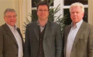 Neuer alter Vorstand des Biotop-Fonds
